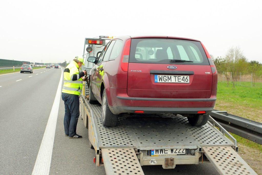 Polisa assistance - krótkoterminowa, dla 10-letniego auta