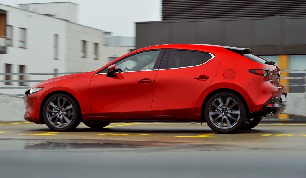Mazda 3 2.0 SkyActiv-G