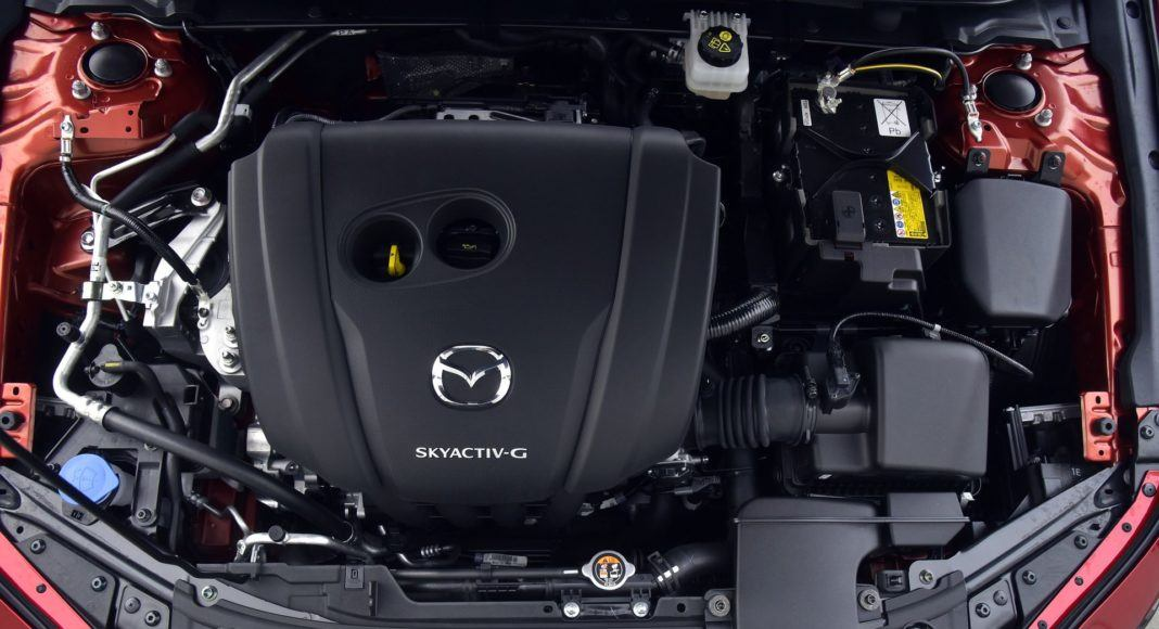 Mazda 3 2.0 SkyActiv-G 26