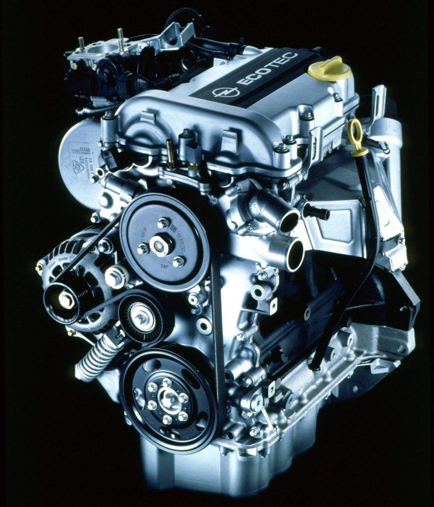 Silnik 1.0 Ecotec
