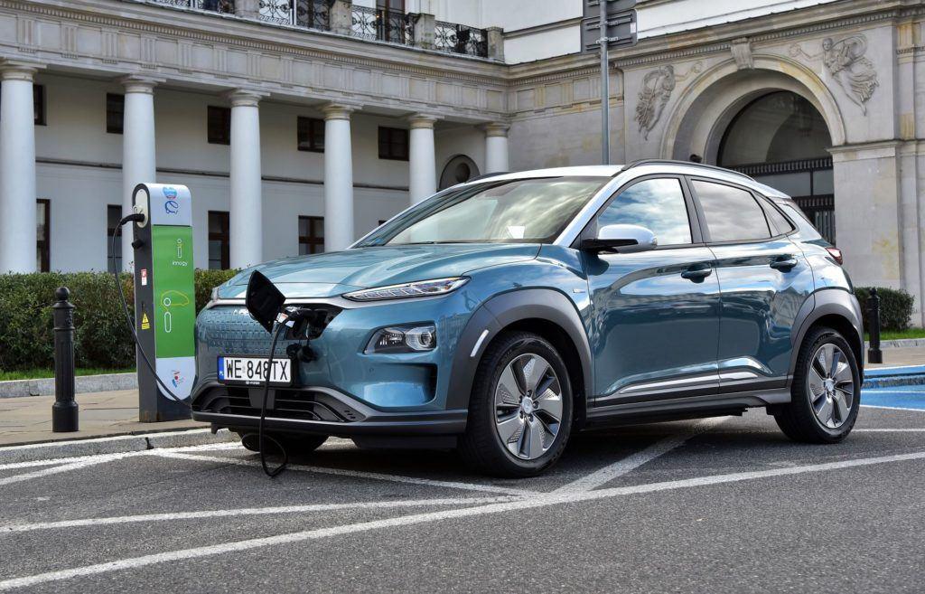 Koszt ładowania samochodu elektrycznego
