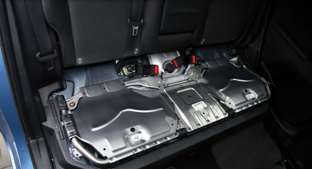 Toyota Auris TS Hybrid - akumulatory