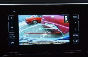 Toyota Auris TS Hybrid - kamera cofania
