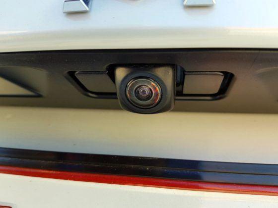 2019 Toyota Camry - kamera cofania