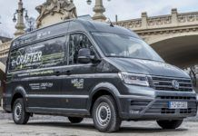 Volkswagen Crafter Electric