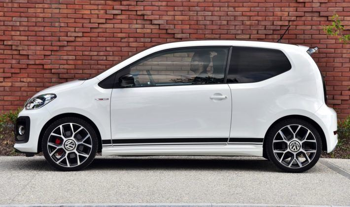 Volkswagen Up! - GTI