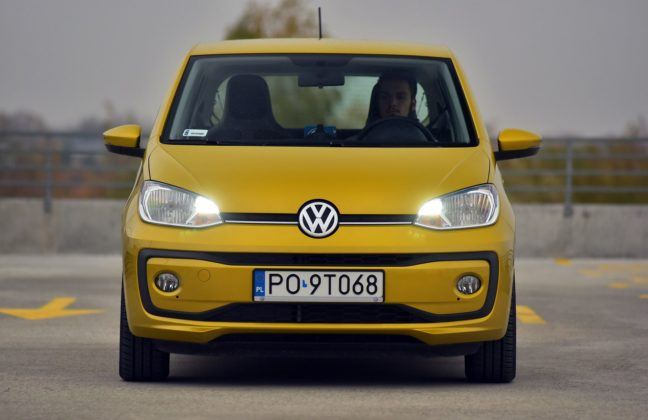 Volkswagen Up! - polift