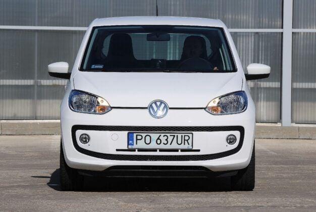 Volkswagen Up! przed liftingiem