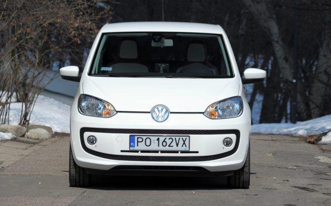 Volkswagen Up! - przedlift