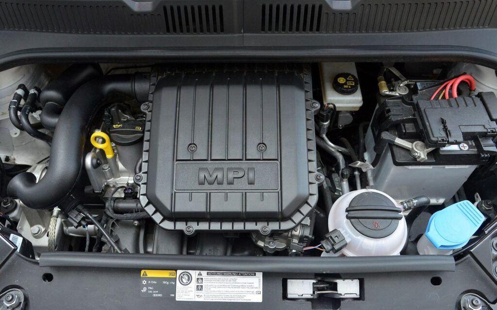 Volkswagen Up! silnik