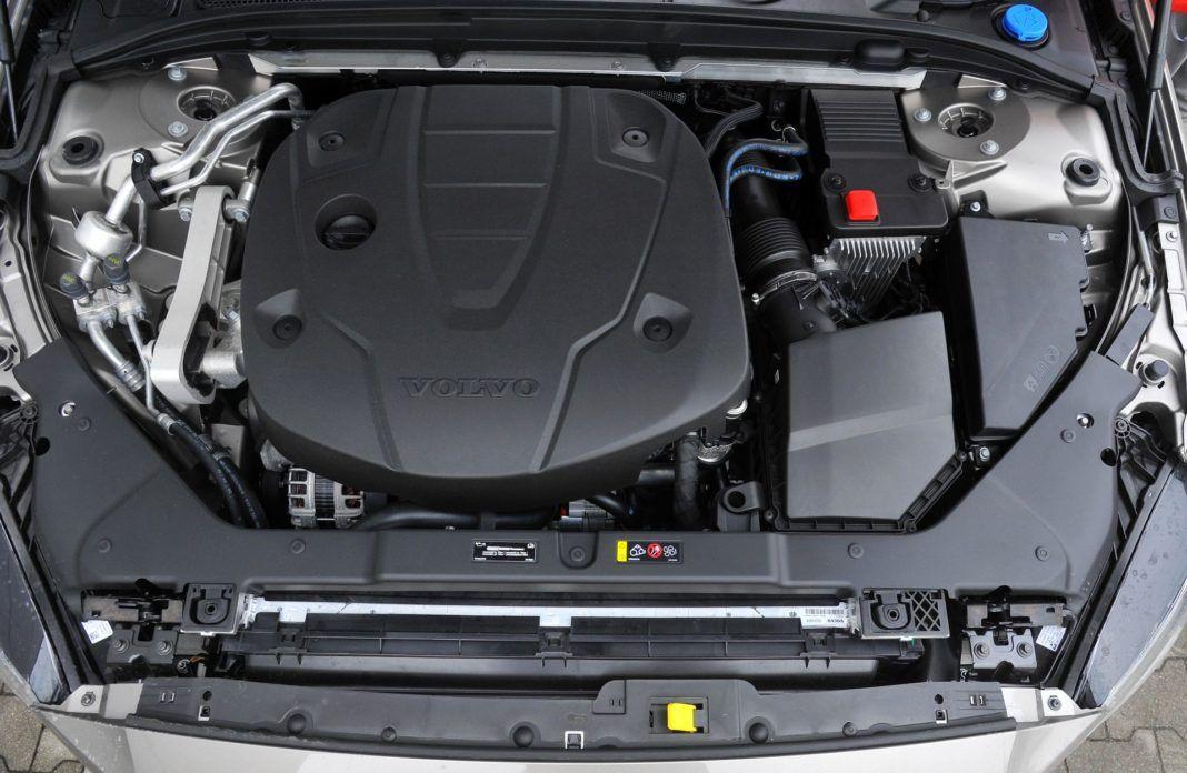 Volvo V60 Cross Country - silnik