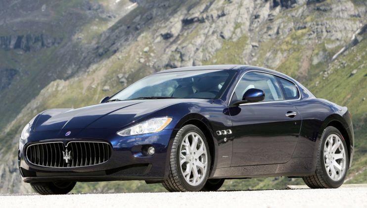 Warranty Direct 2019 - Maserati GranTurismo
