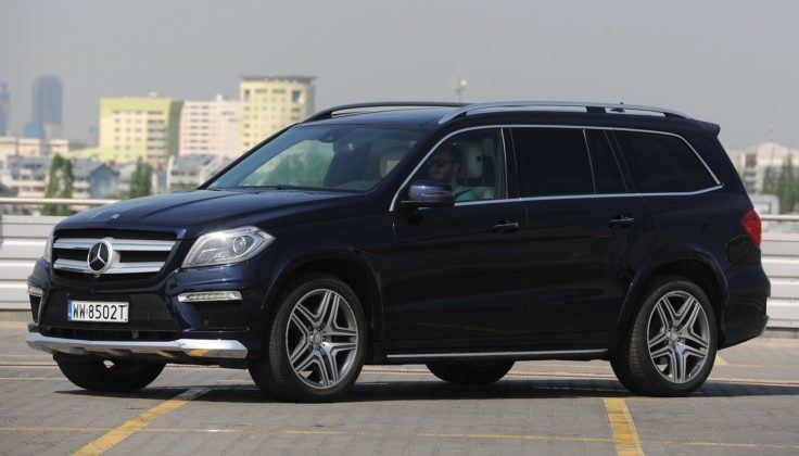 Warranty Direct 2019 - Mercedes GL