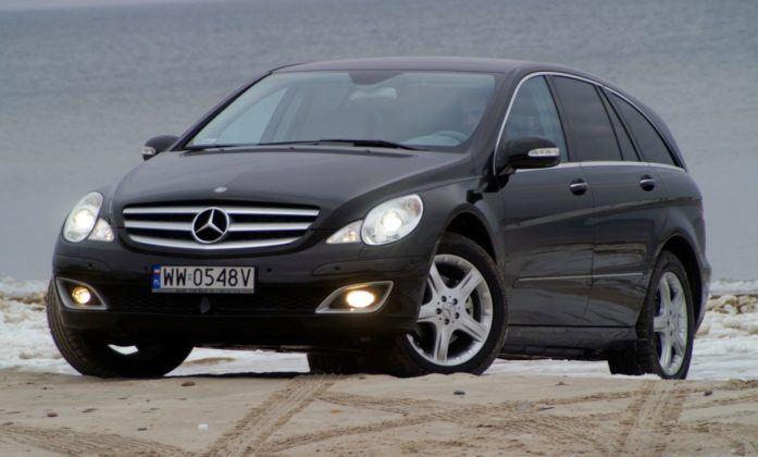Mercedes klasy R
