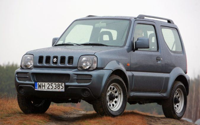 Warranty Direct 2019 - Suzuki Jimny