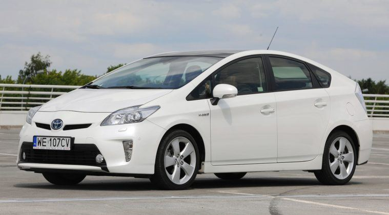 Warranty Direct 2019 - Toyota Prius