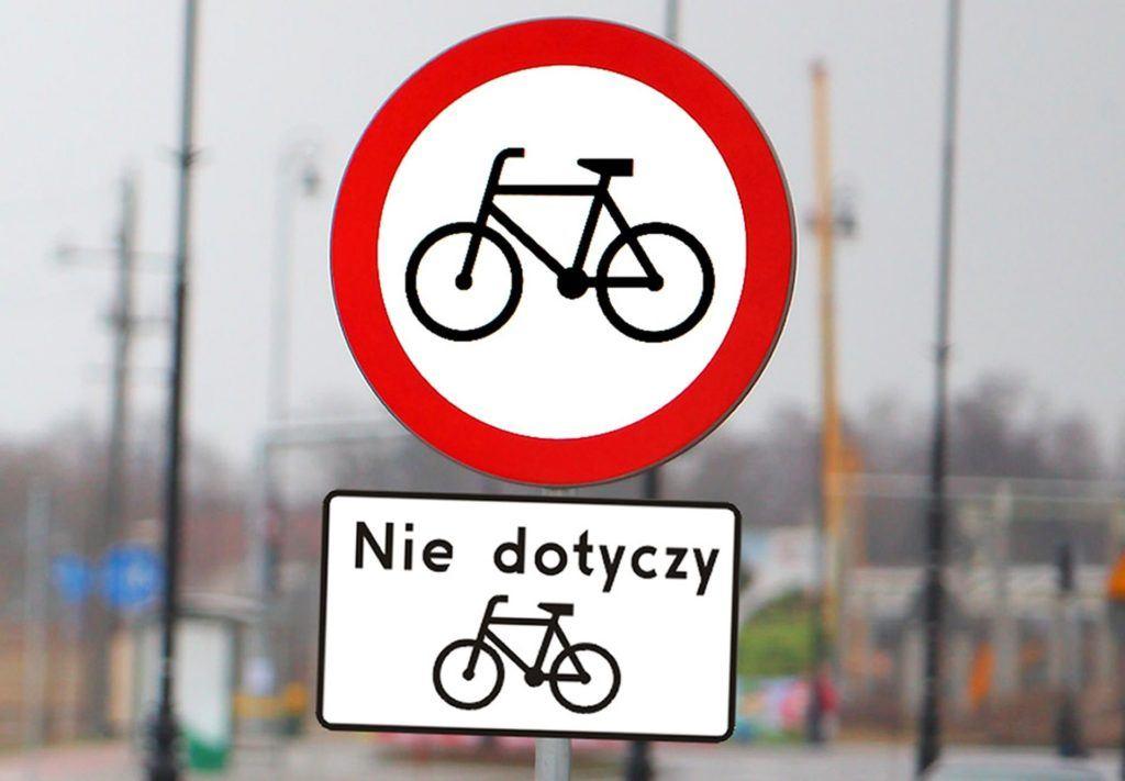 Znaki drogowe 01