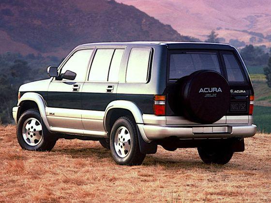 Acura SLX - tył