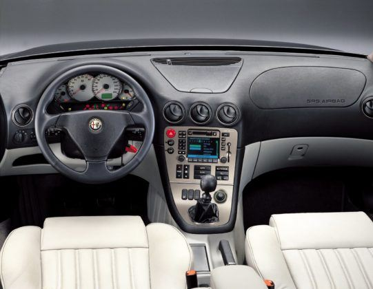 Alfa Romeo 166 (wersja sprzed liftingu)