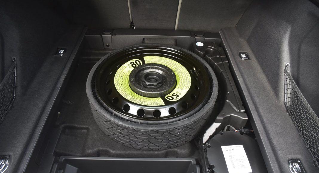 audi-e-tron-bagażnik-koło-dojazdowe