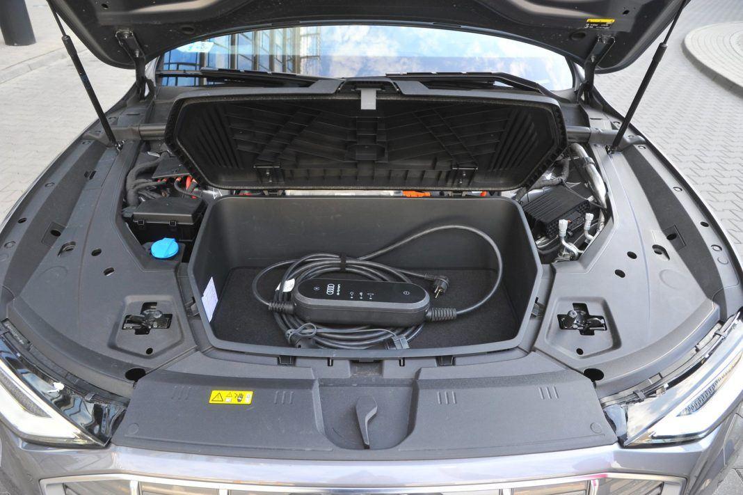 audi-e-tron-bagażnik-przedni