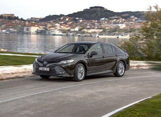 Nowa Toyota Camry – pierwsze wrażenia z jazdy i opinie