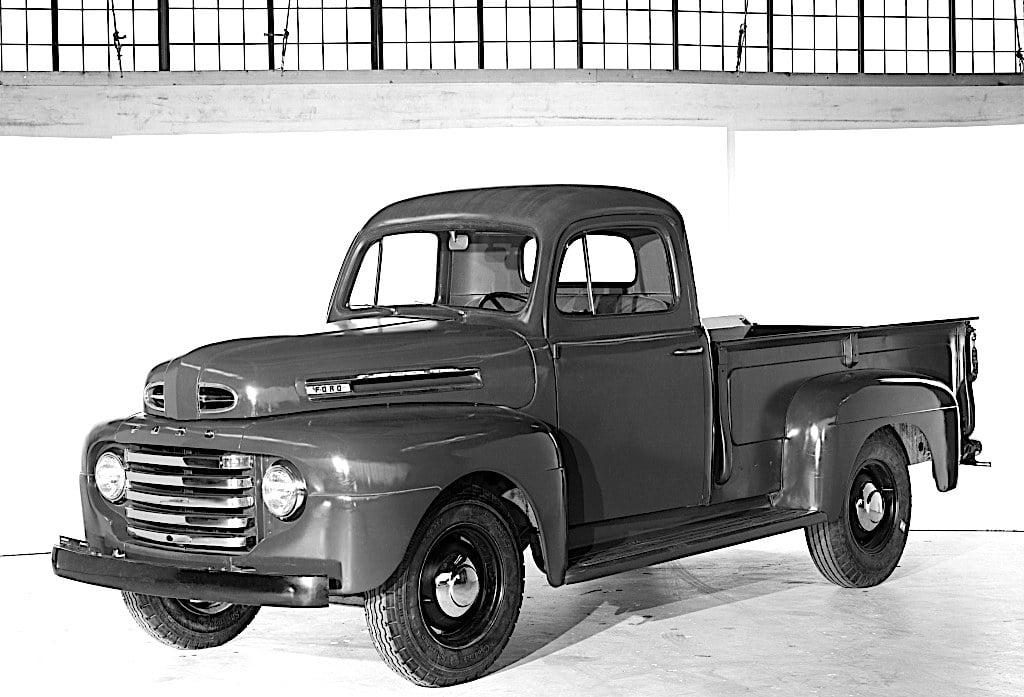1948 Ford serii F