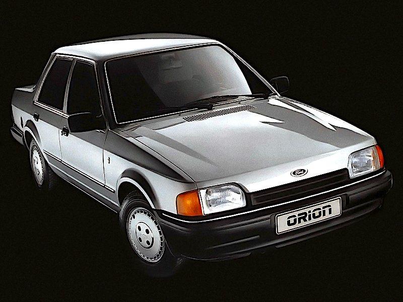 Ford Orion - przód
