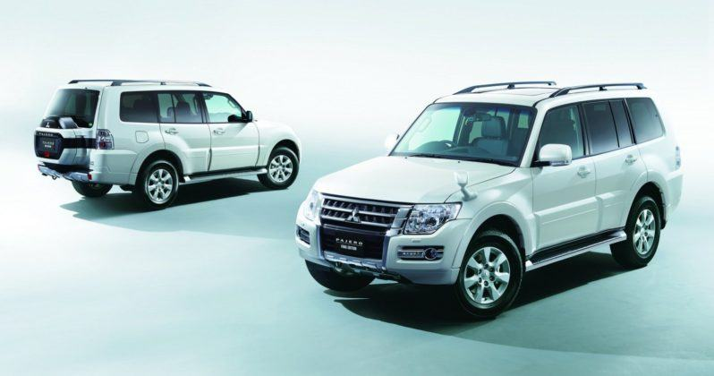 Mitsubishi Pajero Final Edition (2019)