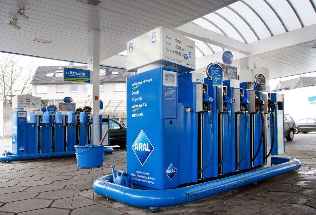 paliwa podatki