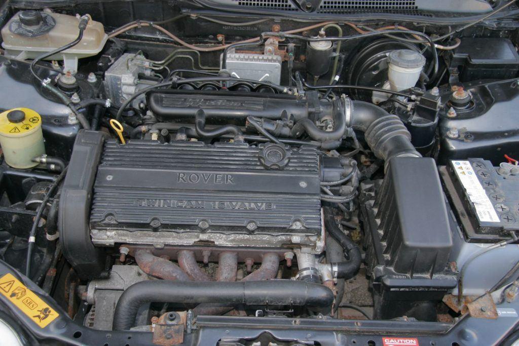 rozruch silnik - ogledziny pojazdu