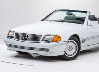 Używany Mercedes SL (R129) z lat 1989-2001 – poradnik kupującego, opinie, usterki