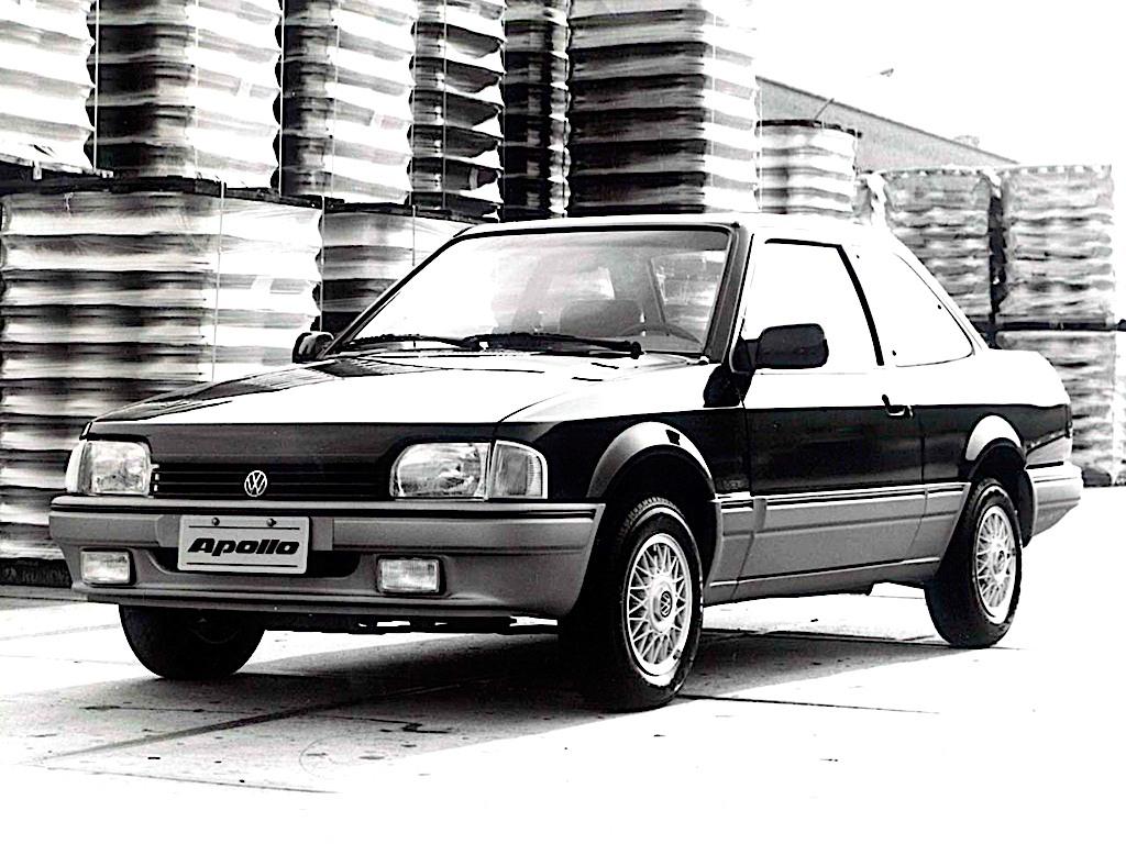 Volkswagen Apollo - przód