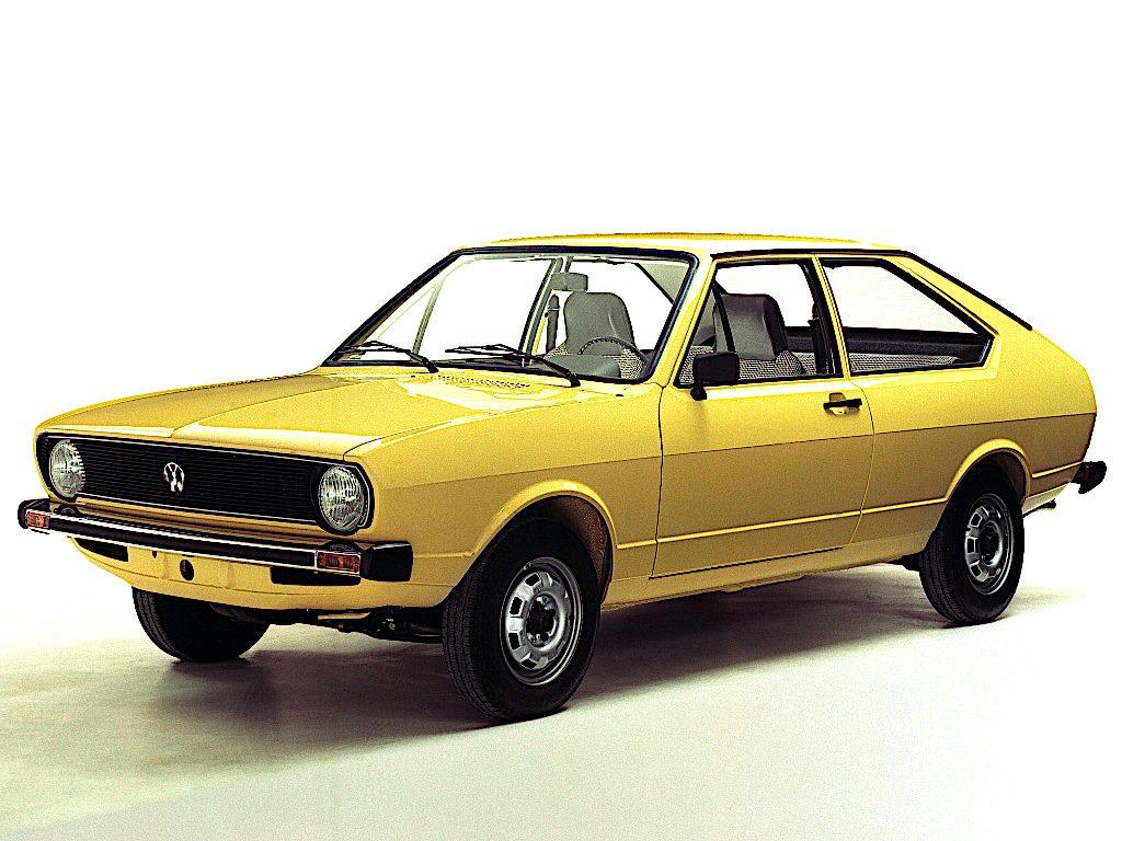1974 Volkswagen Passat 3d