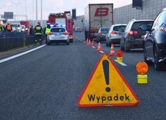 Bezpieczeństwo na drogach w Polsce w 2018 r.