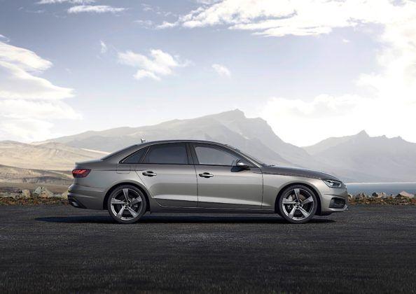 Audi A4 Limousine - bok