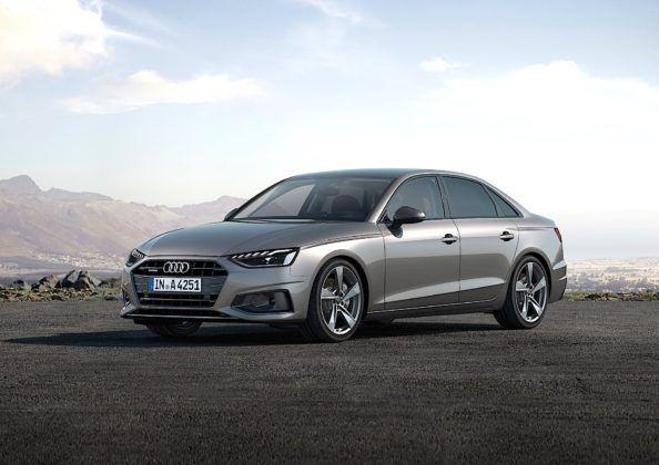 Audi A4 Limousine - przód