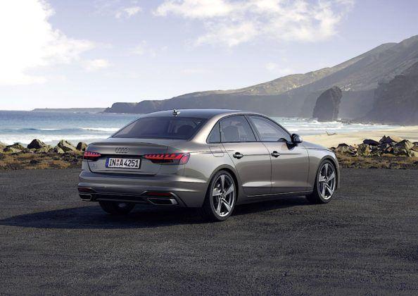 Audi A4 Limousine - tył