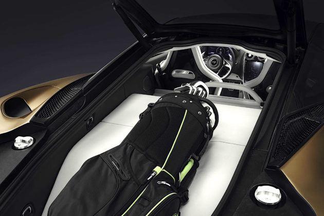 McLaren GT - półka