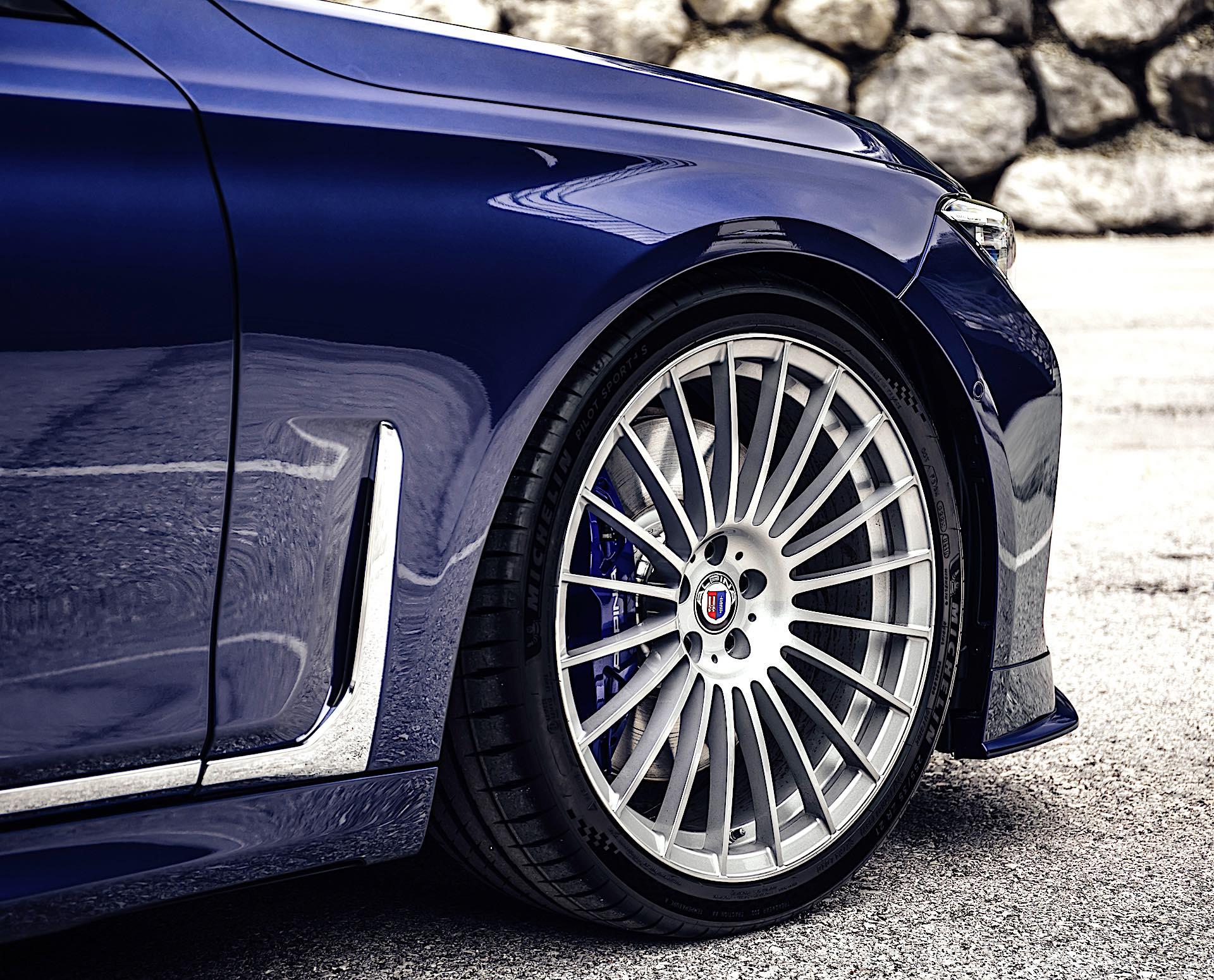 BMW Alpina B7 - koło