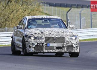 Pięć nowych modeli BMW - zdjęcia szpiegowskie