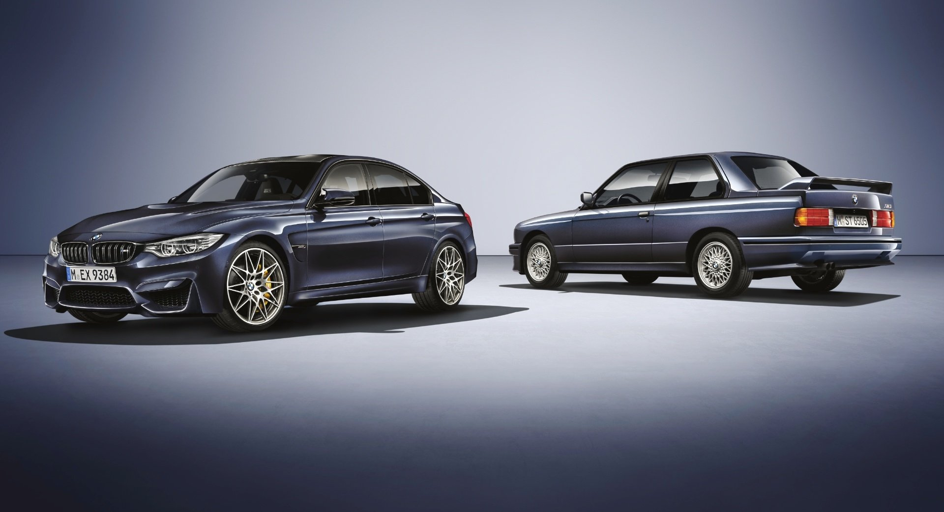 30 lat BMW M3