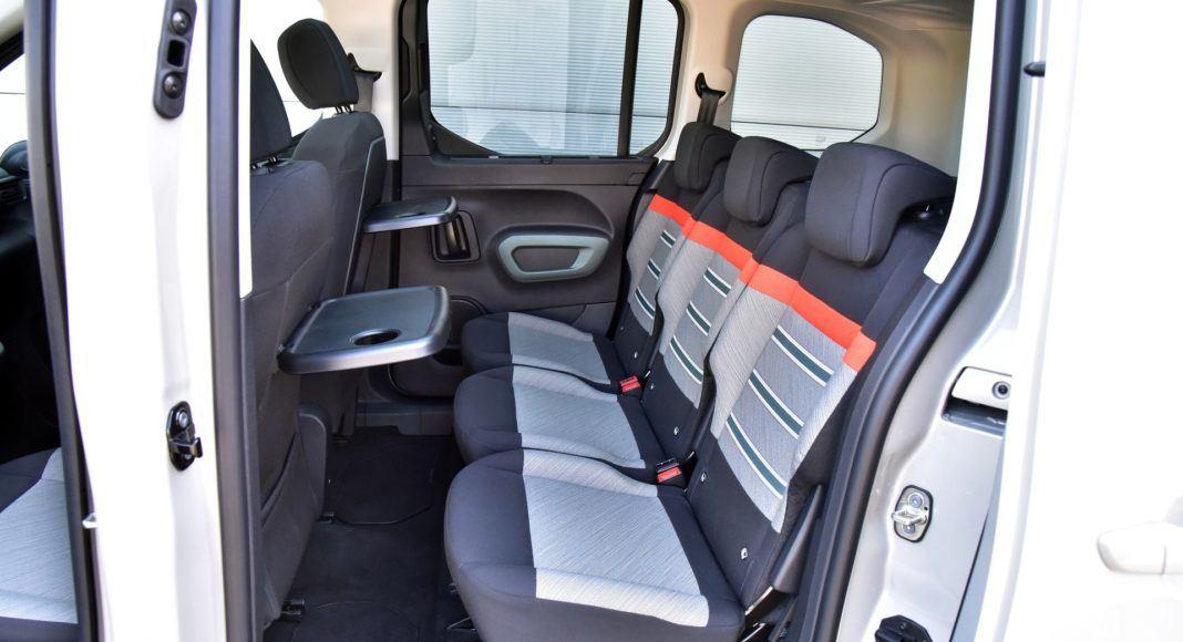 CITROEN Berlingo III XTR 1.5BlueHDi 130KM 6MT WE469US 11-2018