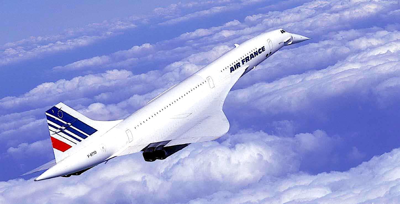 Samolot Concorde