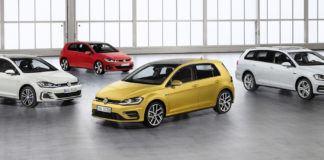 Volkswagen Golf gama