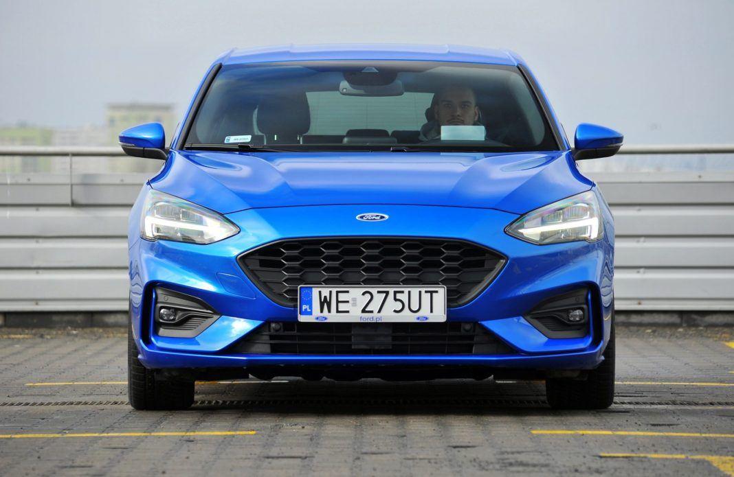 Ford Focus 1.5 EcoBoost ST-Line - przód