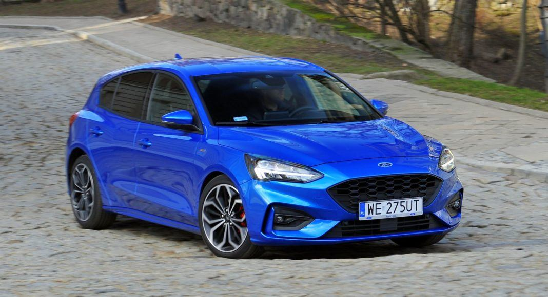 Ford Focus 1.5 EcoBoost A8