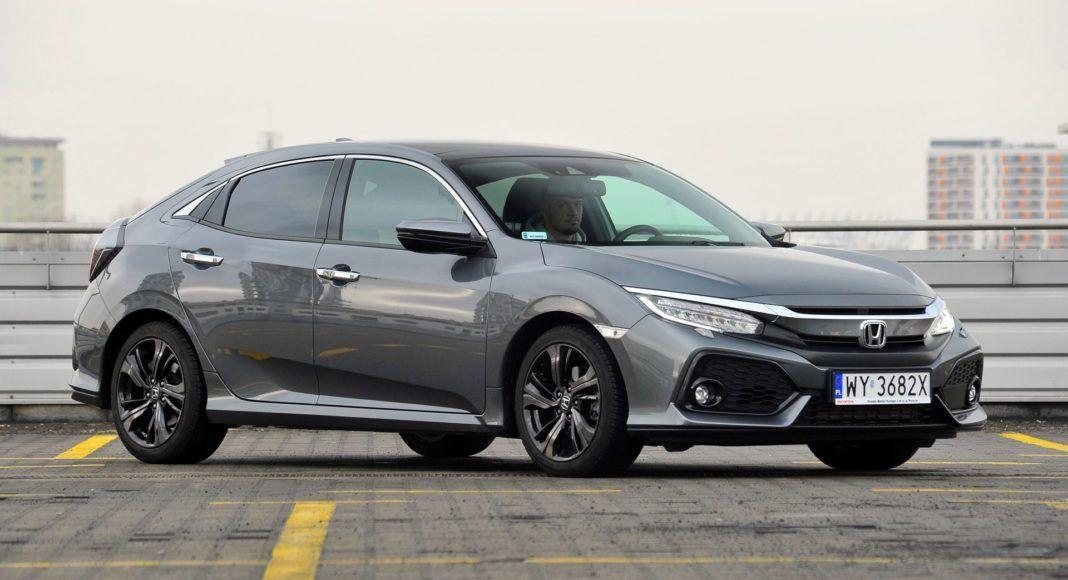 Honda Civic 1.5 VTEC Turbo Prestige - przód
