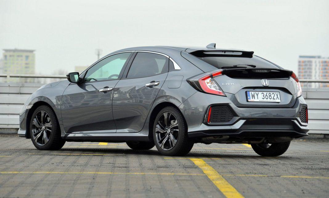Honda Civic 1.5 VTEC Turbo Prestige - tył