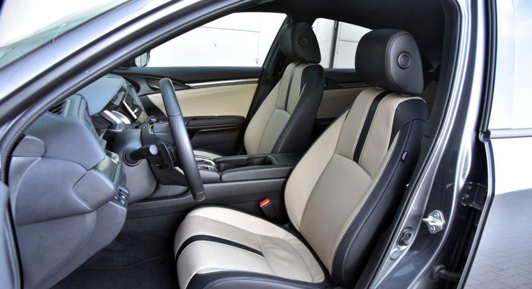 HONDA Civic X Prestige 1.5T VTEC Turbo 182KM AT CVT WY3682X 02-2019